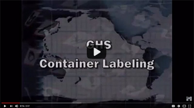 video: GHS Labeling Practices