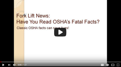video: OSHA Fatal Facts Program
