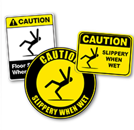 Caution Wet Floor Signs | Creative Safety Supply