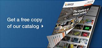 Get a free copy of our catalog