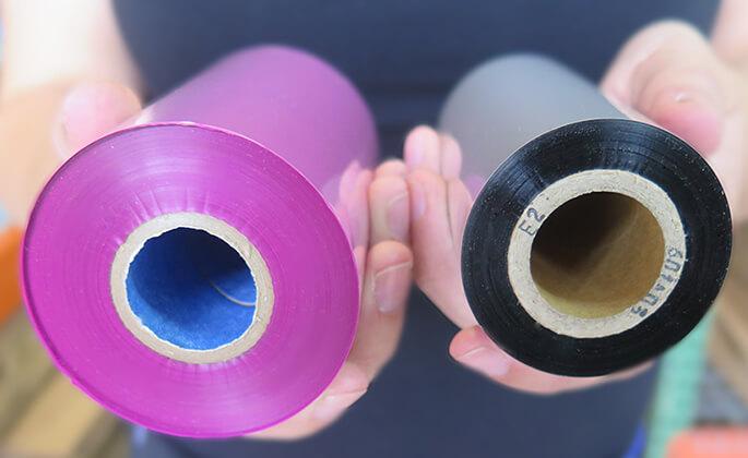 Larger Ribbon Capacity
