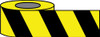 Black and Yellow Economy Barricade tape