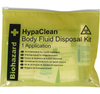 HypaClean Body Fluid Disposal Kit (Wallet)
