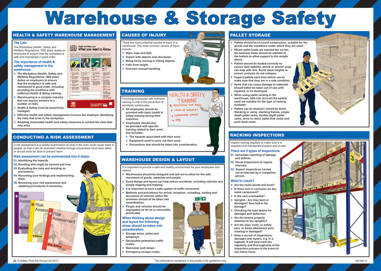 Warehouse Amp Storage Safety Signs 2 Safety