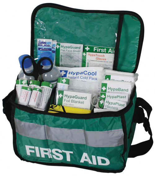 BS Compliant School First Aid Haversack