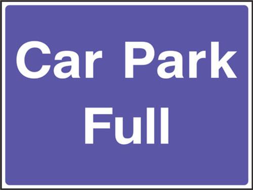 Car park full