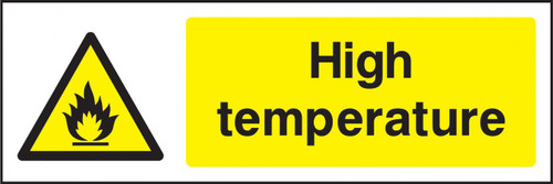 High temperature