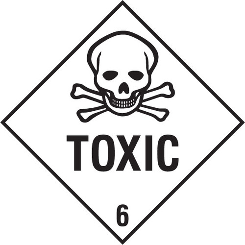 Toxic Signs 2 Safety