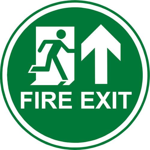 Fire Exit Anti-slip