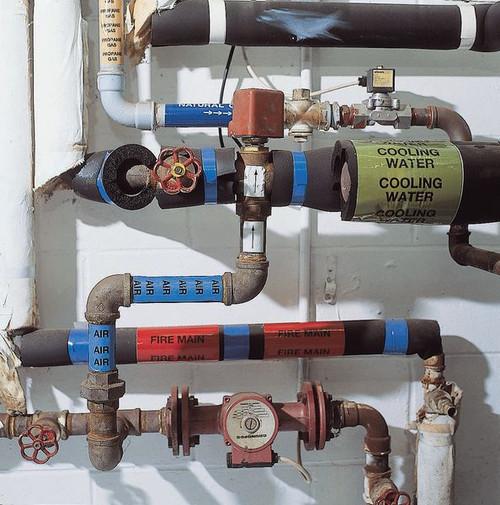 Boiler Feed Pipeline Tape