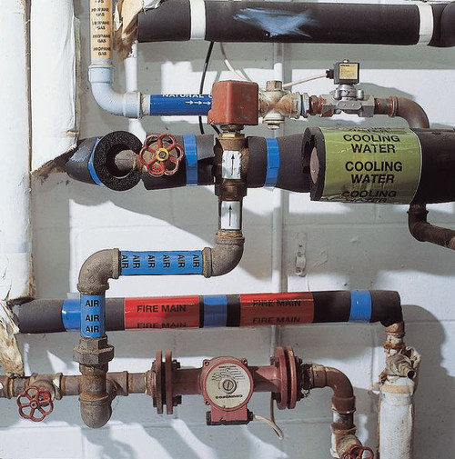 Caustic Pipeline Tape