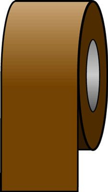 Brown Pipeline Tape