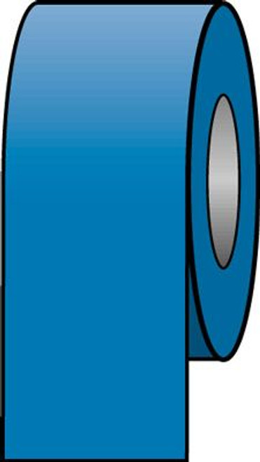 Auxiliary Blue Pipeline Tape