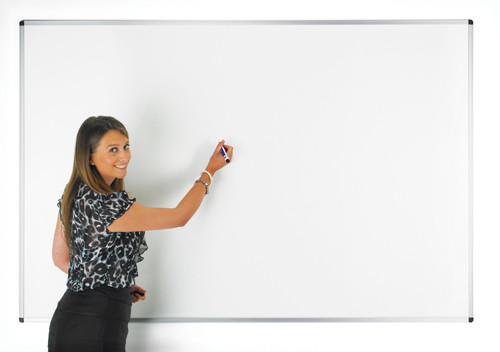 Dry Wipe Boards (Non Magnetic)