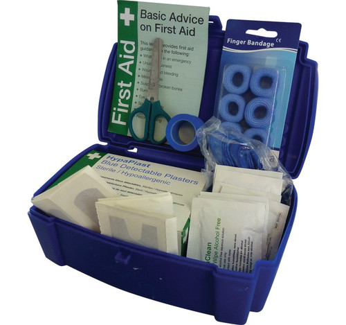 Evolution Plus Blue Plaster Kit