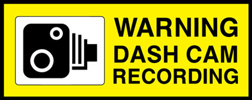 Warning Dash Cam