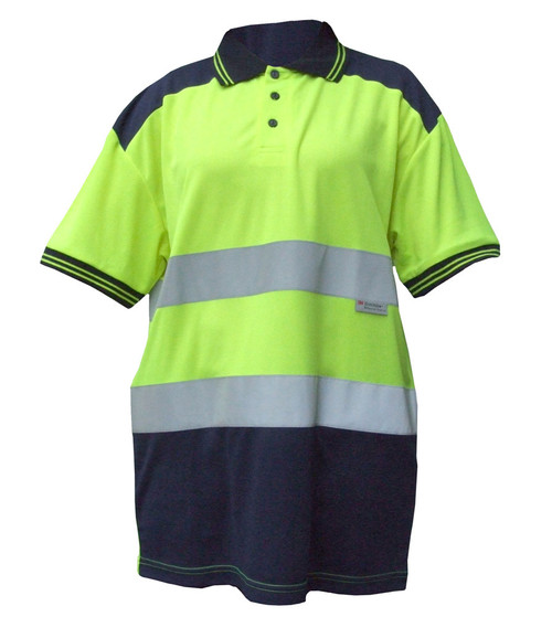 2 Tone Polyknit Shirt