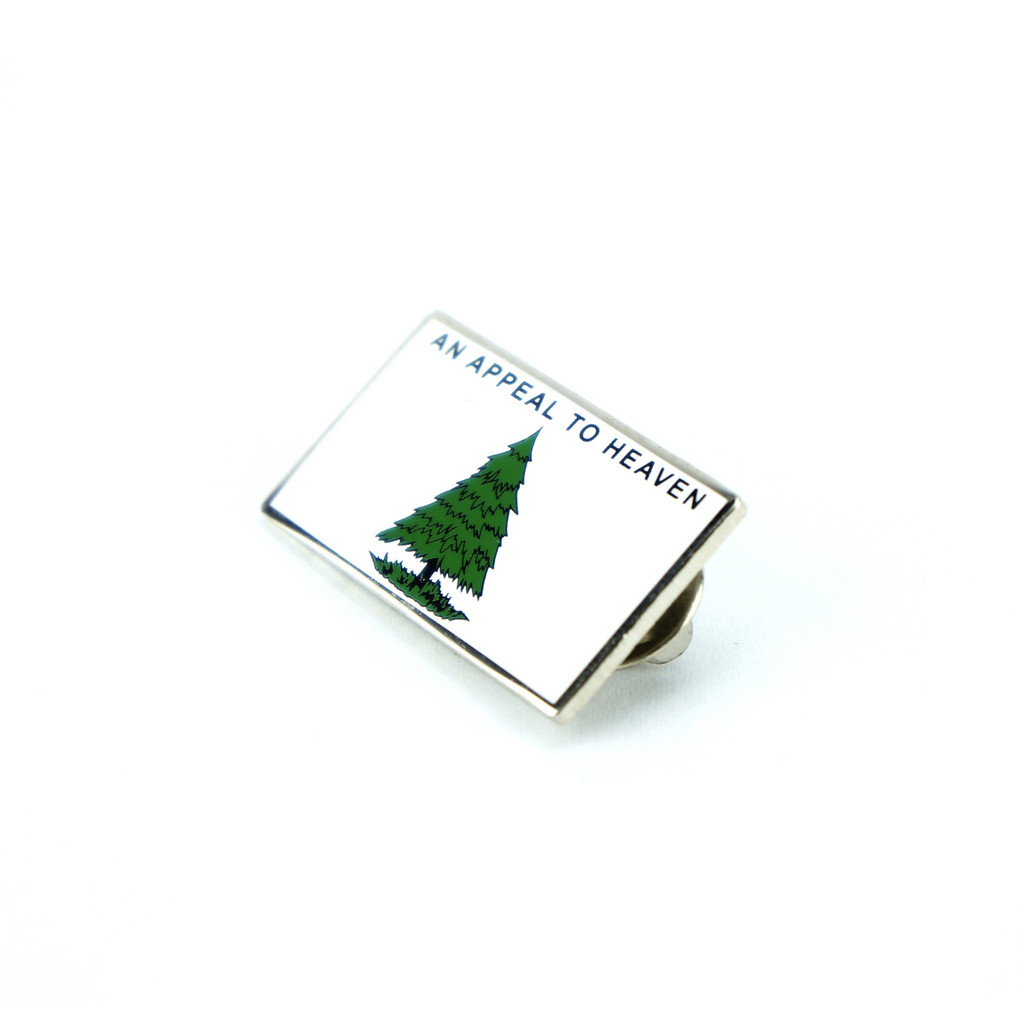 An Appeal to Heaven Flag (Lapel Pin)
