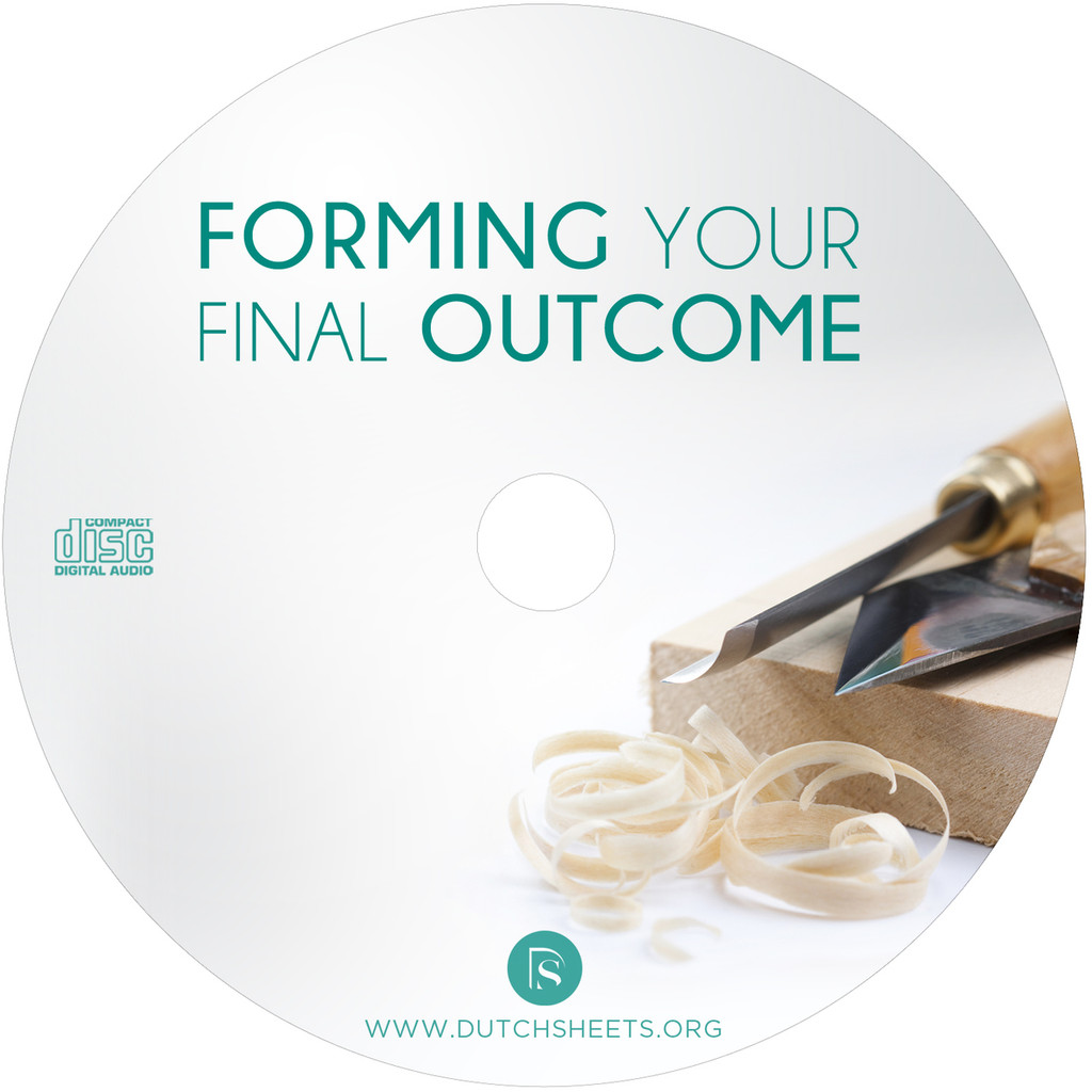 Forming Your Final Outcome (CD)