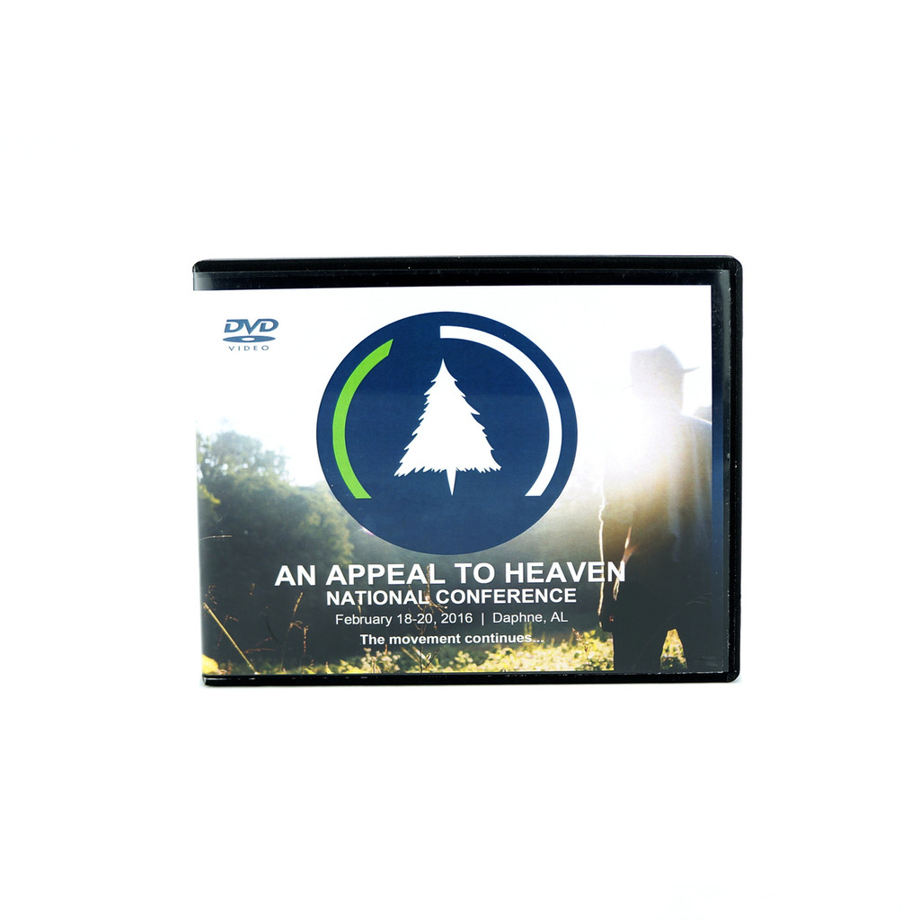 An Appeal to Heaven Nat'l Conference Daphne, AL DVD Set (5 Sessions)