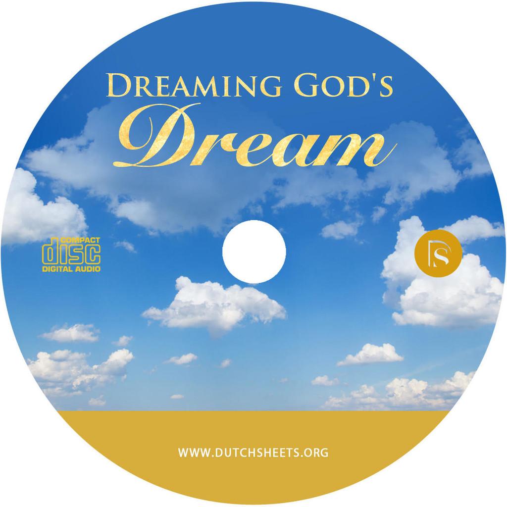 Dreaming God's Dream (CD)
