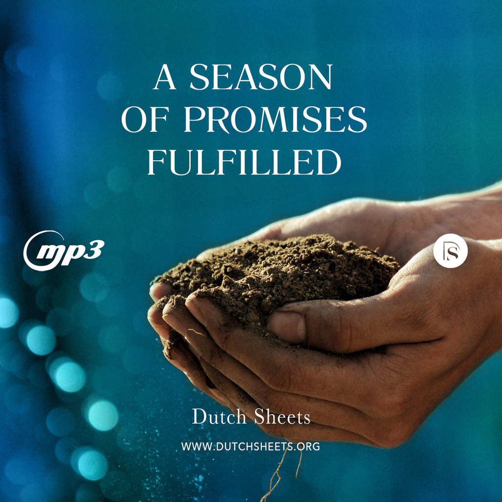 A Season of Promises Fulfilled (MP3)