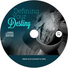 Defining Your Destiny (CD)