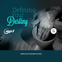 Defining Your Destiny (MP3 Download)