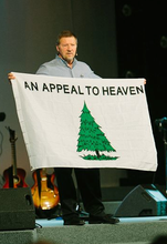 Large An Appeal to Heaven Flag (3' x 5')