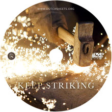 Keep Striking DVD