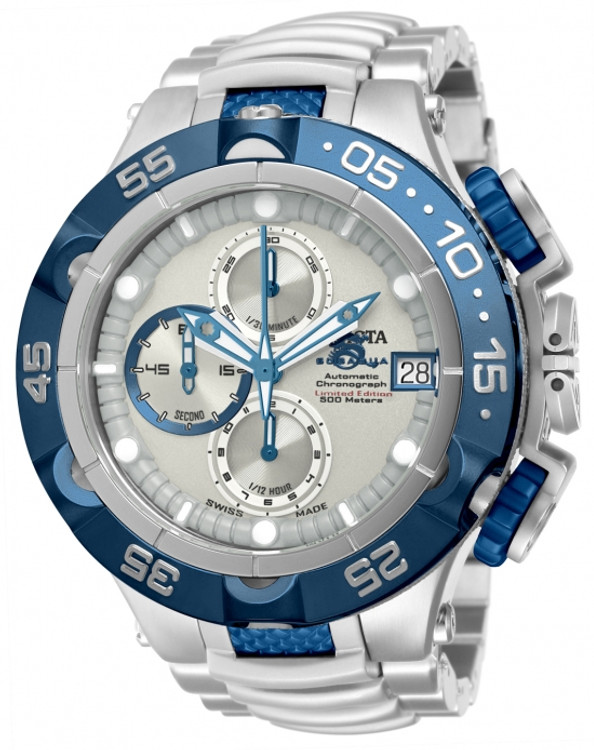 Invicta 12864 Men's Subaqua Noma V Limited Edition A07 Valgranges Automatic Chronograph Bracelet Watch | Free Shipping