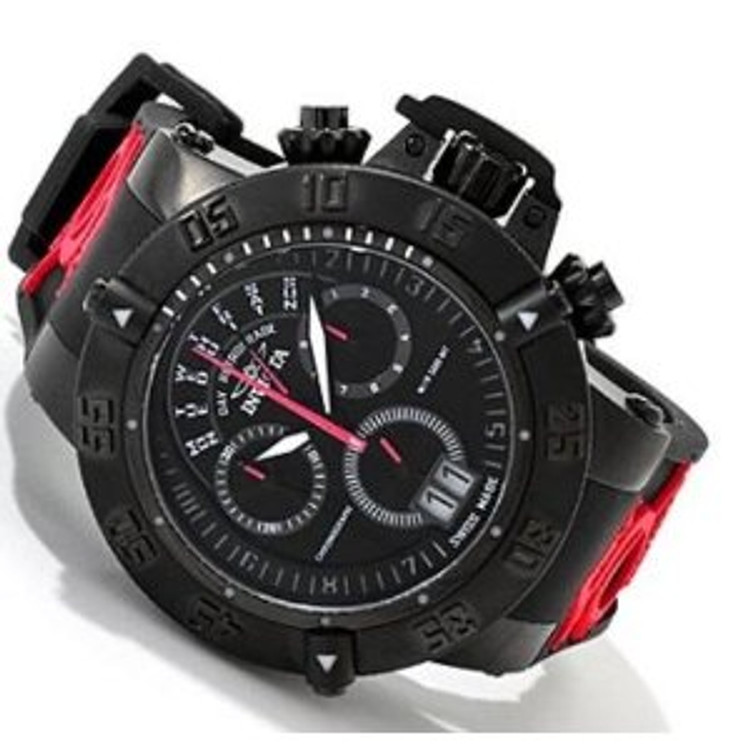 Invicta 0877 Special Edition Sports Chronograph Watch
