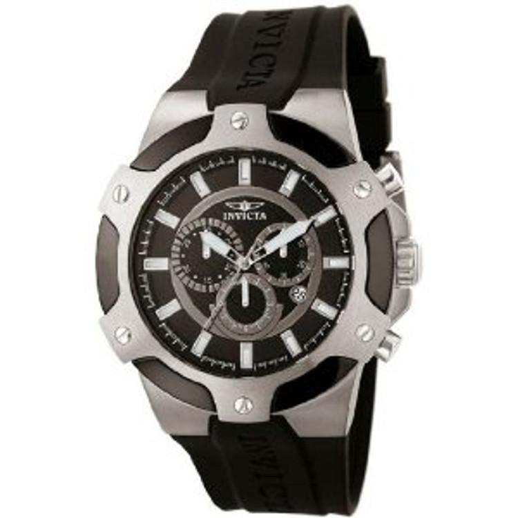 Invicta Signature Chronograph Watch 7243
