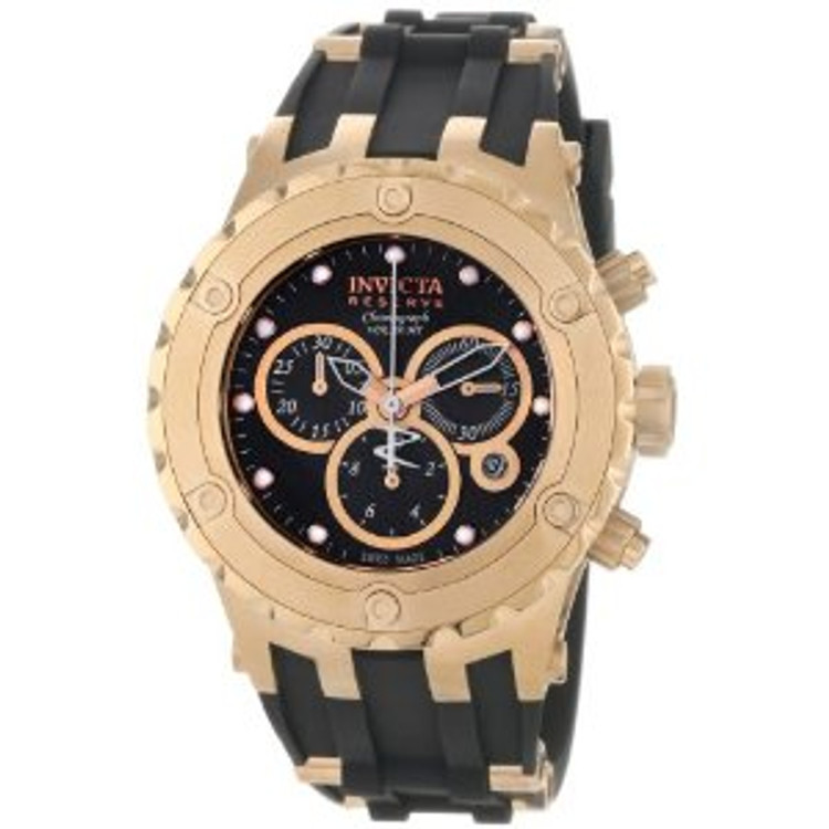 Invicta 0528 Reserve Collection Specialty Chronograph Midsize Watch