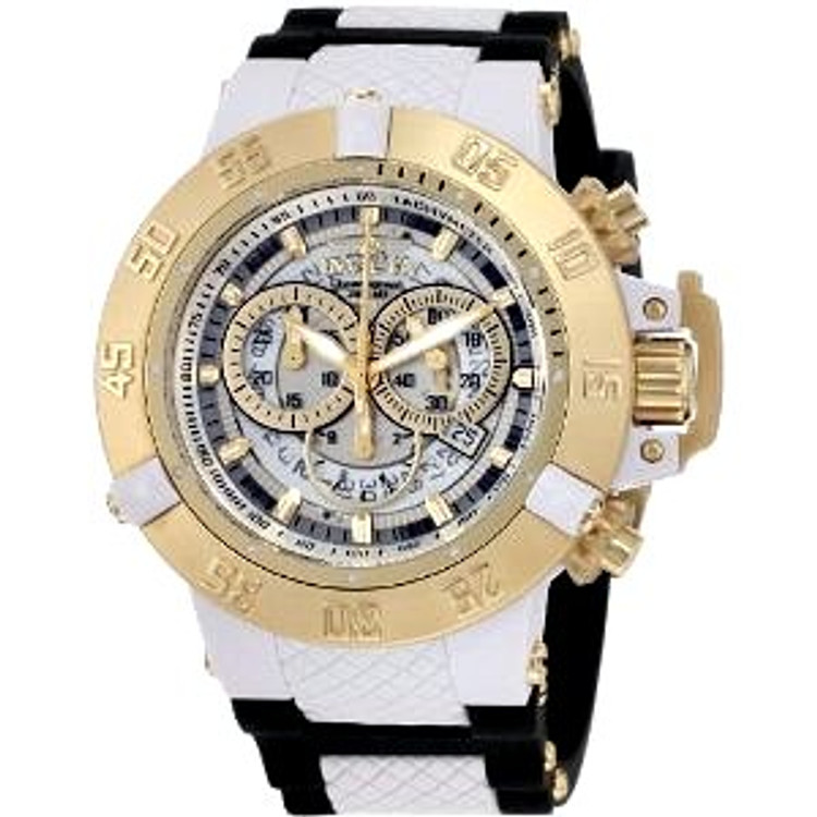 Invicta 0928 Subaqua Noma III Collection Chronograph Watch | Free Shipping