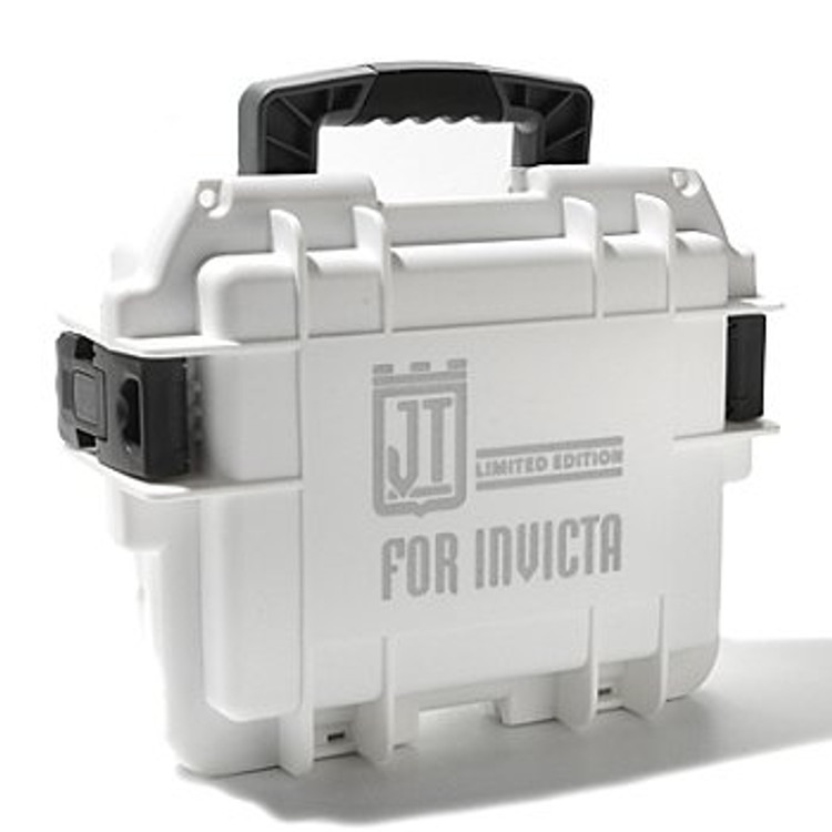 Invicta Jason Taylor 3 Slot Dive Case | Free Shipping