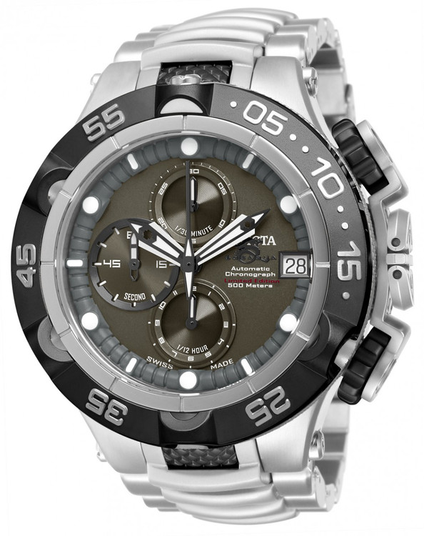 Invicta 12866 Men's Subaqua Noma V Limited Edition A07 Valgranges Automatic Chronograph Bracelet Watch | Free Shipping