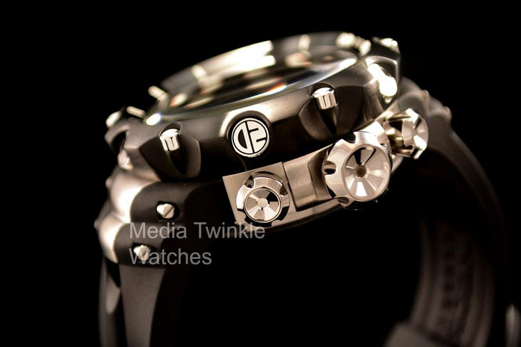 Invicta 11703 Reserve VENOM II Second Generation Swiss Quartz Chronograph Watch | Free Shipping