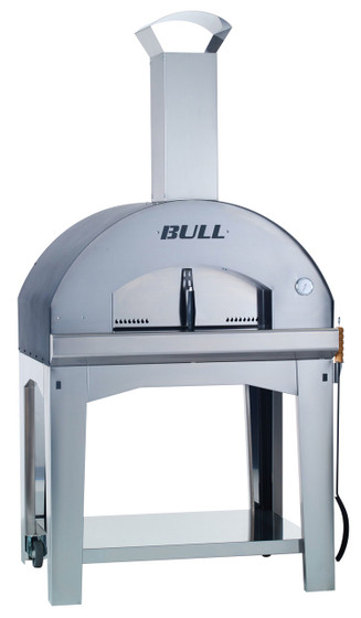 BullBBQ Extra Large Pizza Oven Cart