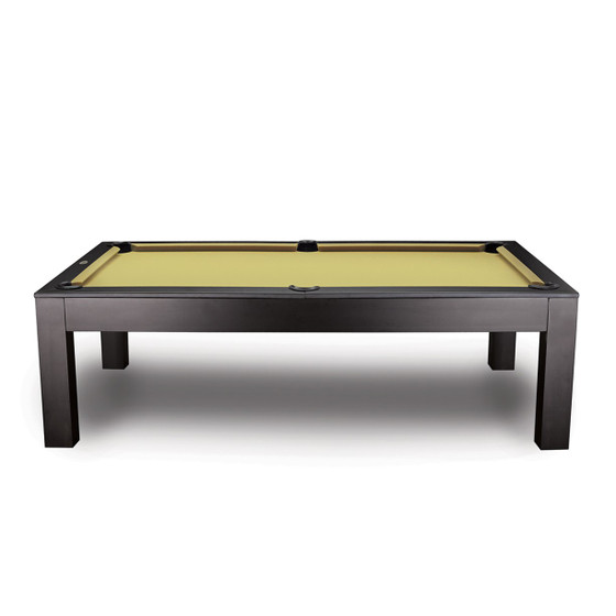 8FT. THE PENELOPE WITH DINING TOP, WALNUT