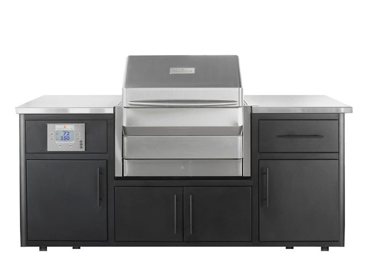 Memphis Outdoor Kitchen with Pro Built-In