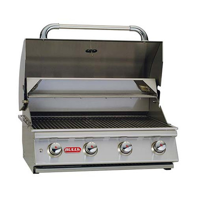 Built-in BBQ Grills