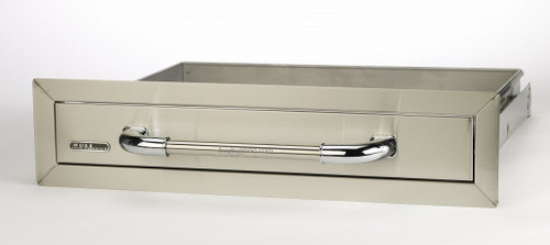 09970 Stainless Steel Single Drawer