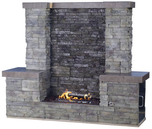 31037 Fire Water Wall
