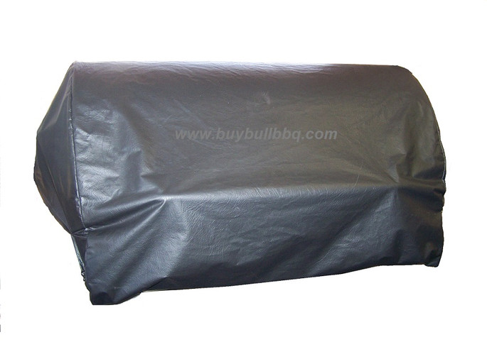 PC-42030 Black Vinyl Premium Cover fits Angus, Bison, Outlaw, and Lonestar Select Bull BBQ Grills