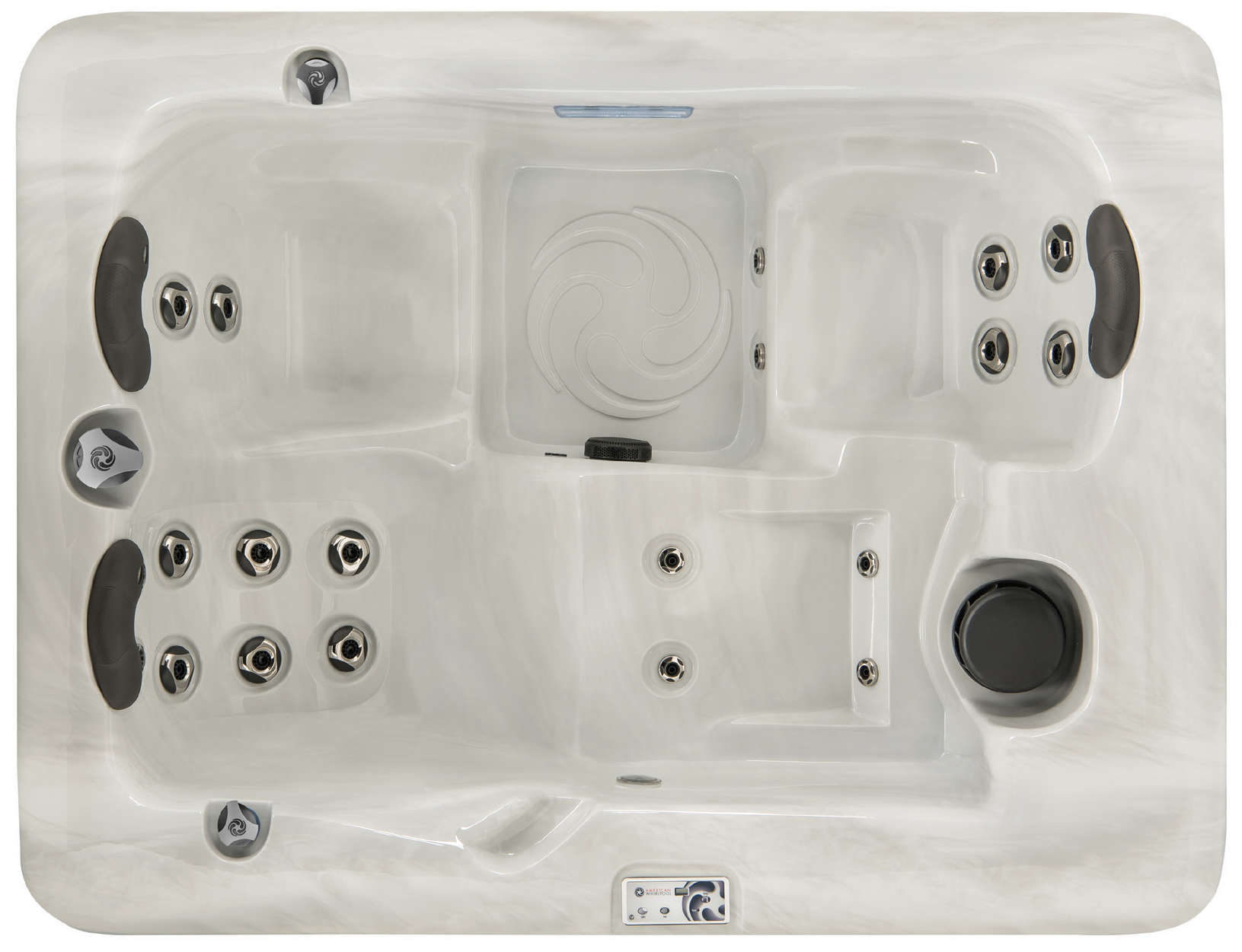 American Whirlpool 151 - Carddine Home Resort Products