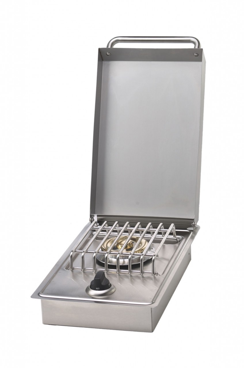 Stainless Steel Side Burner Carddine Home Resort Products
