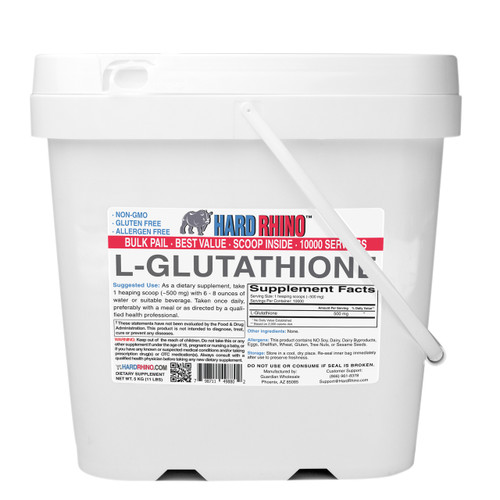 BULK L-Glutathione Reduced Powder