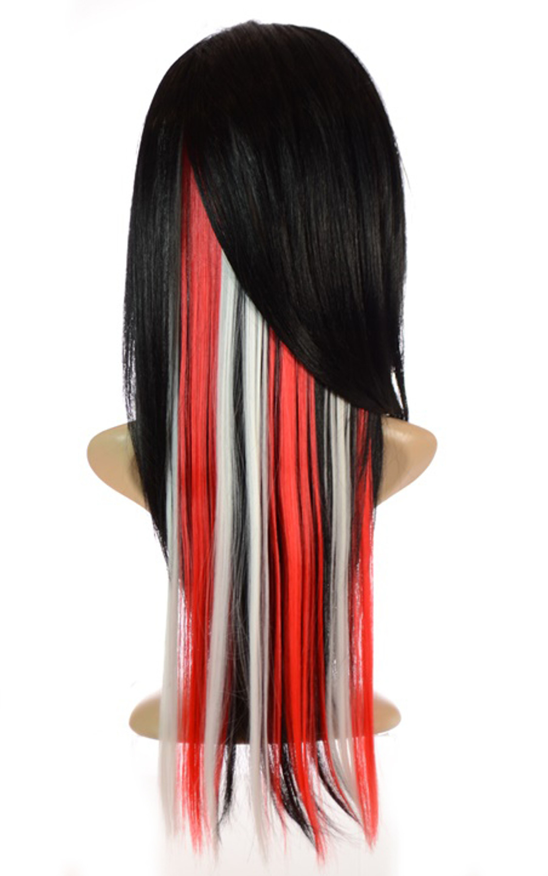 Hair Flash Clip In Coloured Hair Extensions 6 Variations