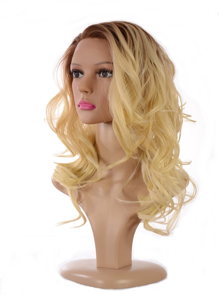 Blair Rooted Blonde wig